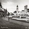 námestie okolo roku 1927