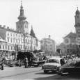 námestie v roku 1964