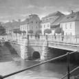 pôvodný most cez potok Bystrica na Huštáku