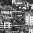 dokončený bytový dom Banskobystrickej sídelnej kapituly (rok 1938)