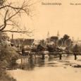 drevený most k tzv. Bozalkovskému domu (pohľad od Radvane)