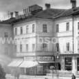 predajňa bola neskôr presťahovaná na námestie do Beniczkého domu (loggia na 1. poschodí ešte nebola otvorená)