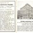 dobová reklama Mestskej sporieteľne pražskej z roku 1939