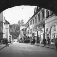 Národná ulica v roku 1938