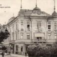 kaviareň Hungária okolo roku 1905