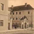 budova Rim. kat. biskupského seminára v Kapitulskej ulici (dnes Diecézne centrum Jána Pavla II.)