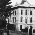 budova Štátnej obchodnej akadémie na Skuteckého ulici