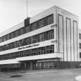budova Štátneho československého učiteľského ústavu na Štefánikovom nábreží (predtým Nábrežie légií)