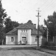 dom Arpáda Klopstocka v mestskom parku (Tajovského 1), dom dnes spravuje Diecézna charita Banská Bystrica