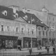 dom na Námestí SNP č. 20 (okolo roku 1905)