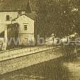 opevnenie v južnej časti mesta, v pravo časť mosta k železničnej stanici Banská Bystrica  - mesto