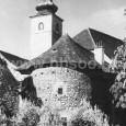 Pisárska (Gallova) bašta za Slovenským kostolom