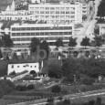 areál záhradníctva pri pohľade zo Srnkovej (rok 1946)