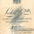 reklama fotoateliéru Otta Lechnitzkého