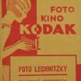 obal na fotografie z ateliéru Otta Lechnitzkého
