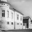 novopostavené domy na ulici Za sedriou (rok 1928)