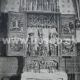 oltár sv. Barbory vo farskom kostole v Banskej Bystrici