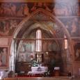 interiér ponického kostola