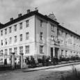 budova sirotinca v roku 1938