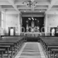 interiér kaplnky Vincentina