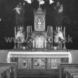 oltár v kaplnke