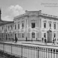 """komplex budov nazývaných """"kláštor"""" okolo roku 1910"""