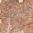 mapa Zvolenskej župy - detail