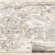 mapa Zvolenskej župy od Jána Karabinszkého z roku 1804