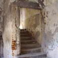 vstup na schodisko v Thurzovom dome na Uhlisku (Pod Urpínom č. 13)