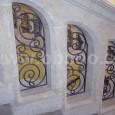 hlavné schodisko v budove Krajského súdu (Skuteckého 7 - 9) - detail