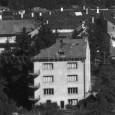 bytový dom stredoškolského profesora a fotografa Jana Krákoru pri pohľade z Urpína (Kuzmányho č. 7)