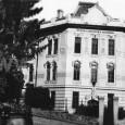 budova Štátnej obchodnej akadémie na Skuteckého ulici č. 11
