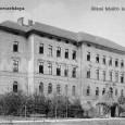 budova Štátneho dievčenského reformačného reálneho gymnázia Karla Kuzmányho (Kuzmányho ulica č. 1, pôvodne Štadlerovo nábrežie)