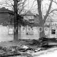 asanácia bývalej kolkárne po požiari