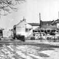 1954 - Robotnícka ulica (pohľad smerom ku starému Prioru)