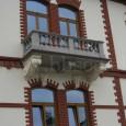 balkón na Furgyikovskej vile na ulici J. Kráľa č. 9 (bývalý dom pionierov)