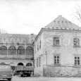 stav kaštieľa v roku 1971