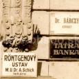 sídlo advokátskej kancelárie Dr. Emila Bárczyho bolo v budove Tatra banky na Dolnej ulici č. 2