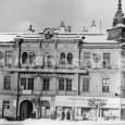 dom na Námestí SNP č. 23, dnes sídlo BBSK (rok 1956)