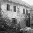 zadná časť domu na Dolnej ulici č. 52 v roku 1988 (Penzión Boca)
