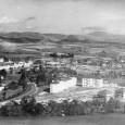 pohľad na Hronské predmestie od kalvárie