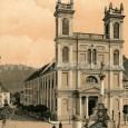 Kapitulský kostol s Mariánskym stĺpom