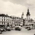 námestie v roku 1958