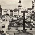 námestie v roku 1959