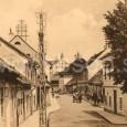 Radvanská ulica okolo roku 1925 (pri pohľade smerom na mesto)