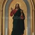 oltárny obraz v Ľubietovej od Andreja Stollmana (BBSOO ďakuje ľubietovskému evanjelickému zboru za ústretovosť pri získaní fotografie)