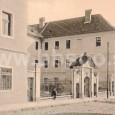 pohľad na budovu seminára z roku 1910