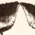 skokanský mostík gen. Štefánika na Srnkovej (otvorený bol 29. januára v roku 1933)