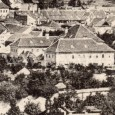 na zábere spred roku 1879 vidno pôvodnú podobu budovy seminára