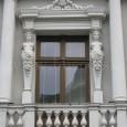 ženským ekvivalentom atlantov su karyatídy - dom č. 23 na Hornej ulici